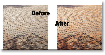 Brite Magic Can Clean And Seal Your Pavers, Be It Driveway, Patio, Pool  Deck, Screened Enclosures, Courtyard Or Walkway. Brevard And Indian River  County ...